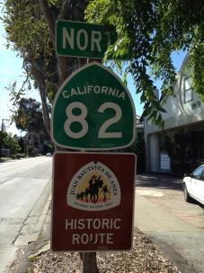 San Mateo/Burlingame border