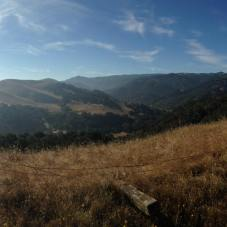 Anza Trail at 1,050 ft (833 elevation gain) ft