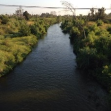 "The Rio Hondo (Spanish translation: ""Deep River"")"